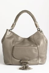 Michael Kors Tonne Leather Shoulder Bag - Lyst