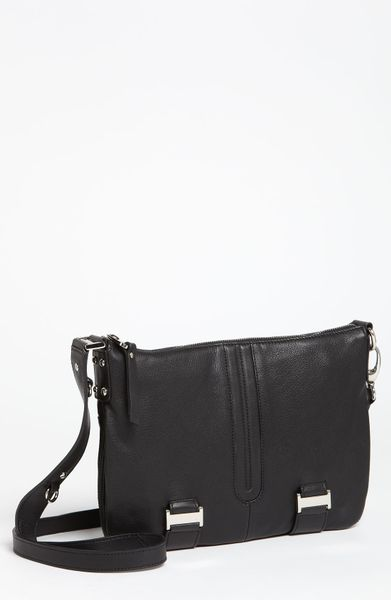 Perlina Norah Crossbody Bag in Black - Lyst