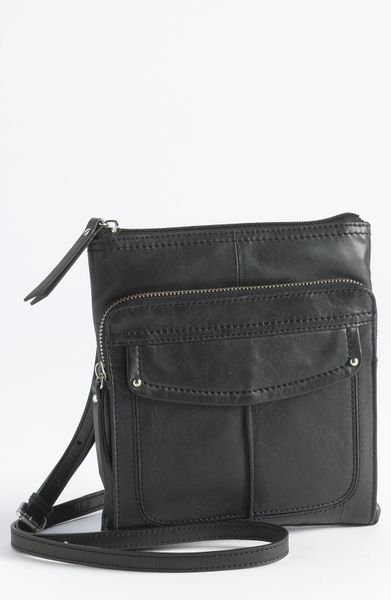 Perlina Victoria Crossbody Bag in Black - Lyst