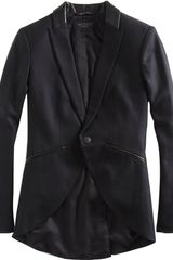Rag & Bone Hubert Blazer in Black - Lyst