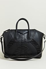 Givenchy Small Antigona Bag in Black - Lyst