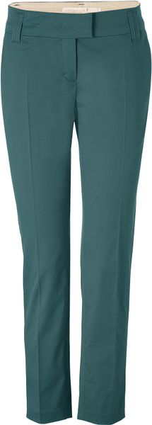 Schumacher Shadow Green Pants in Green - Lyst