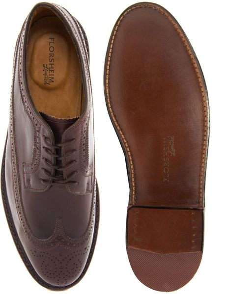 Florsheim Brogue Shoes Florsheim Longwing Brogue