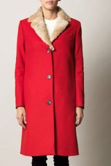 Acne Cassidy Coat - Lyst