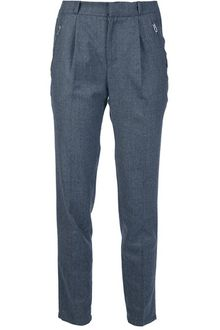 Balenciaga Tapered Trouser - Lyst