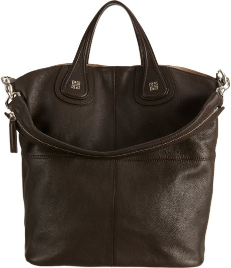 Givenchy Nightingale Shopper Tote in Brown for Men - Lyst