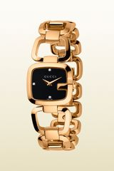 Gucci Ggucci Collection Small Version Watch  - Lyst