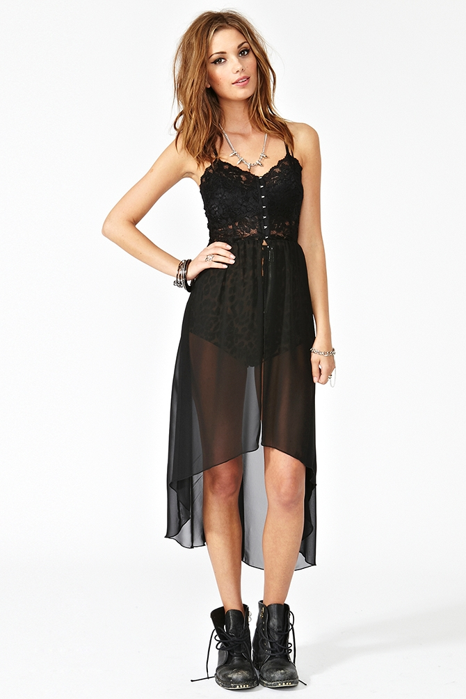 lace lingerie dress - photo #17