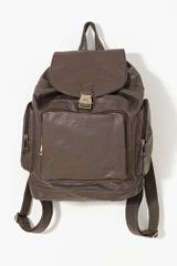 Nasty Gal Downtown Backpack - Lyst