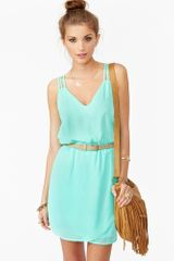Nasty Gal Gemma Wrap Dress - Lyst