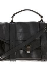Proenza Schouler Ps1 Medium Leather Bag - Lyst