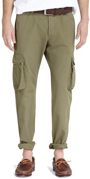 Brooks Brothers Milano Fit Winter Warrior Cargo Pants - Lyst