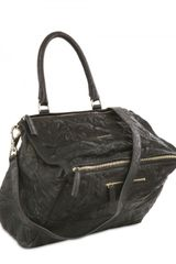 Givenchy Large Pandora Washed Leather Bag - Lyst