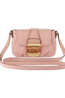 Michael by Michael Kors Charlton Crossbody Bag Blush - Lyst