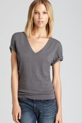 Rag & Bone Top The Jackson V - Lyst