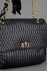 Lanvin Quilted Bag in Black - Lyst
