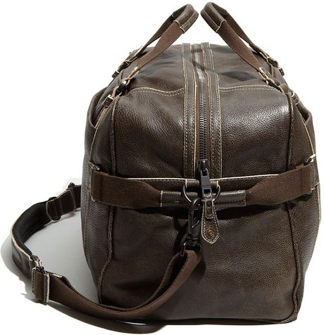 leather weekend bags for men - photo #34