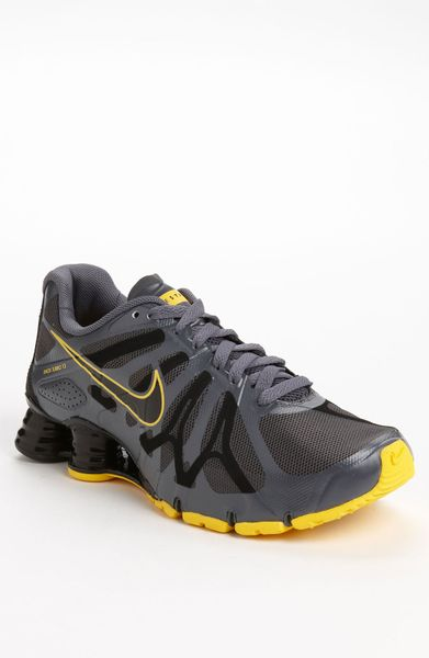 65fa3ce14567 Nike Livestrong Shox Turbo 13 Running Shoe in Gray for Men (dark . ...