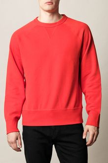 Acne College Sweat Top - Lyst