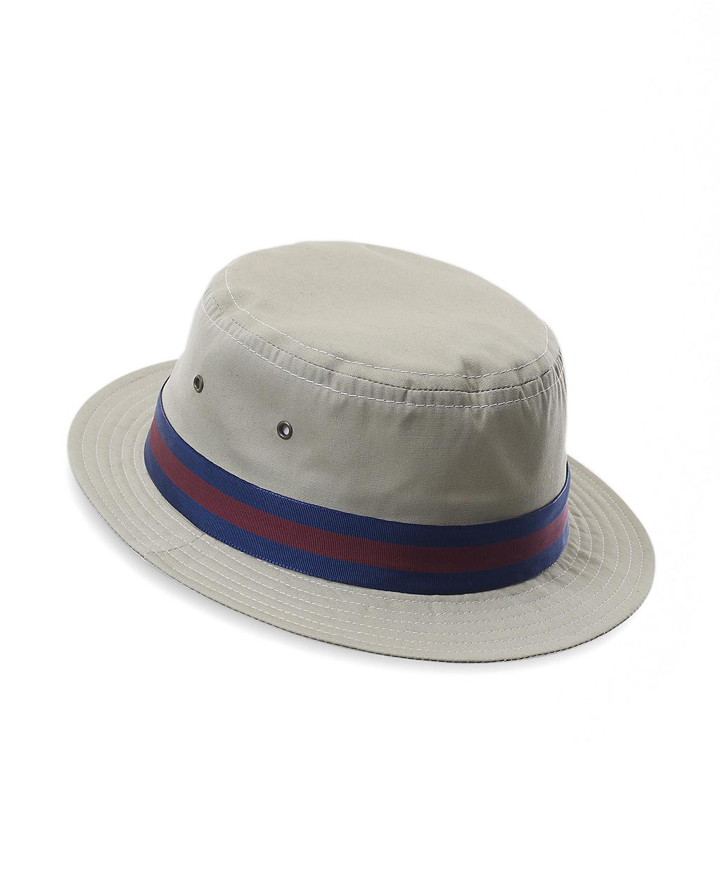 90439d6f Brooks Brothers Poplin Bucket Hat in Natural for Men - Lyst