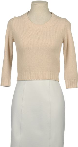 Compagnia Italiana Long Sleeve Sweater - Lyst