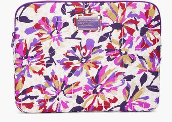 Marc By Marc Jacobs  Floral Print Laptop Case - Lyst