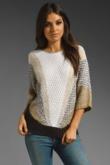 Marc By Marc Jacobs Edith Sweater - Lyst