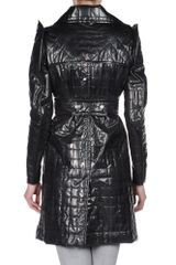 Viktor & Rolf Mid Length Jacket in Black (lead) - Lyst