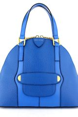 Marc Jacobs Blue Sutton Handbag in Blue - Lyst
