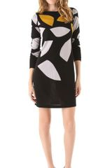 Diane Von Furstenberg Kivel Knit Dress - Lyst