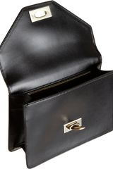 Givenchy Small Ponyhair Evening Bag in Black (gold) - Lyst