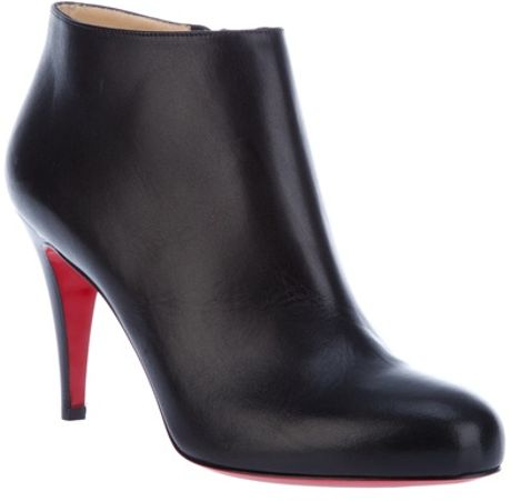 Christian Louboutin Belle Shoe in Black - Lyst