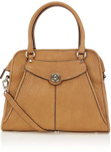Karen Millen Colourful Collection Tote in Brown (neutral) - Lyst