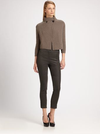 Max Mara Knit Jacket - Lyst