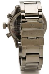 Nixon The Hudson St 4220 Chrono Watch in Gold - Lyst