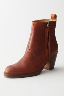 Acne Pistol Short Boot - Lyst