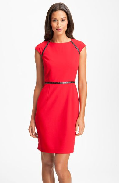 t tahari plus length clothes