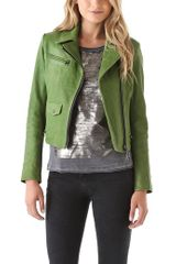 Kelly Wearstler Newton Leather Moto Jacket - Lyst
