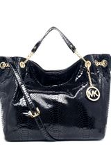Michael by Michael Kors Jet Set Chain Shoulder Tote - Lyst