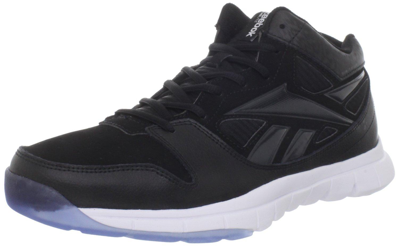 Reebok Reebok Mens Sublite Basketball Shoe in Black for ...
