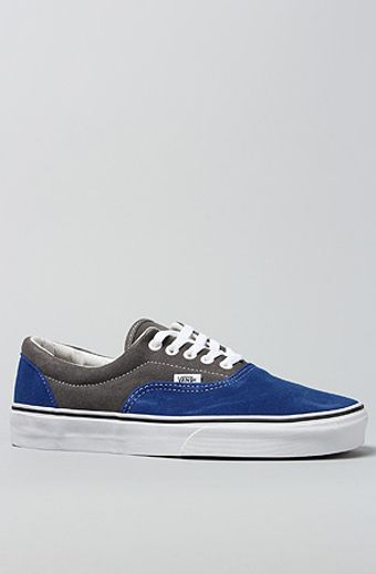 Vans The Era Sneaker in True Blue Pewter - Lyst