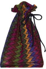 Missoni Basket Crochetknit Triangle Bikini in Multicolor (multicolored) - Lyst