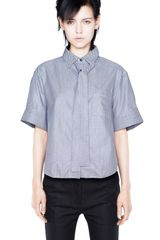 Acne Pennie Check Shirt - Lyst