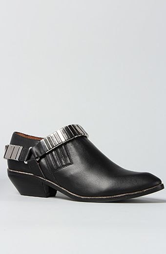 Jeffrey Campbell The Jett Boot in Black - Lyst