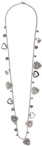 Philippe Audibert Heart Necklace - Lyst