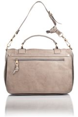 Proenza Schouler Ps Medium Bag in Beige (smoke) - Lyst