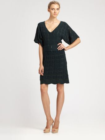 Laundry By Shelli Segal Knit Dress - Lyst