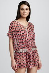Marc By Marc Jacobs Toucan Do It Sheer Coverup - Lyst