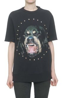 Givenchy Sweatshirt With Rottweiler Print - Lyst