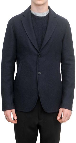 Jil Sander Veronica Bulgan Blazer in Gray for Men - Lyst